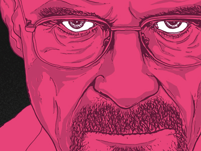 picture 2 25 Stunning Breaking Bad Fan Artworks