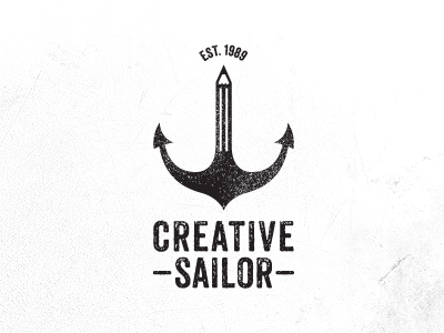 creativesailor 16 Beautiful Examples of Anchor Logos