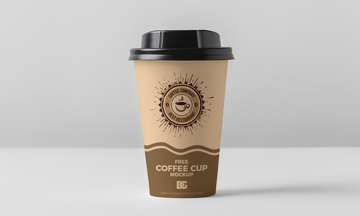 Free Coffee Cup Mockup Psd For Branding 2018 Dribbble