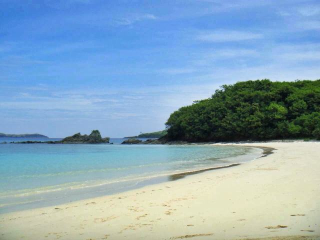 Tinaga Island, Calaguas Group of Islands, Philippines