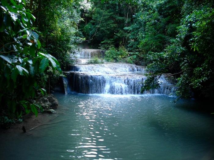 Erawan Falls, Kanchanaburi (Thailand)