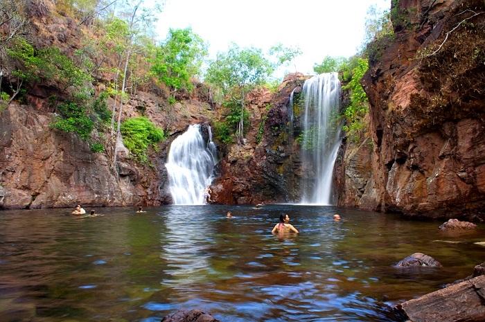 Florence Falls, Litchfield National Park (Australia)