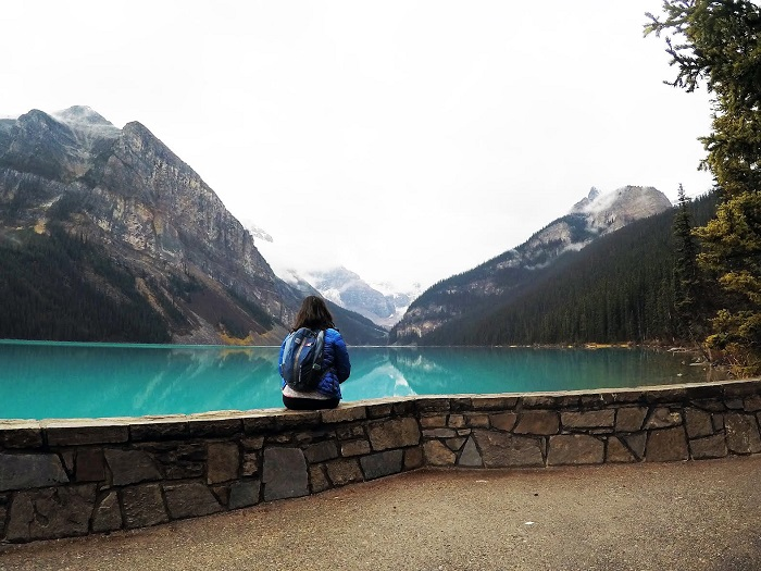 Lake Louise in Banff (Canada)