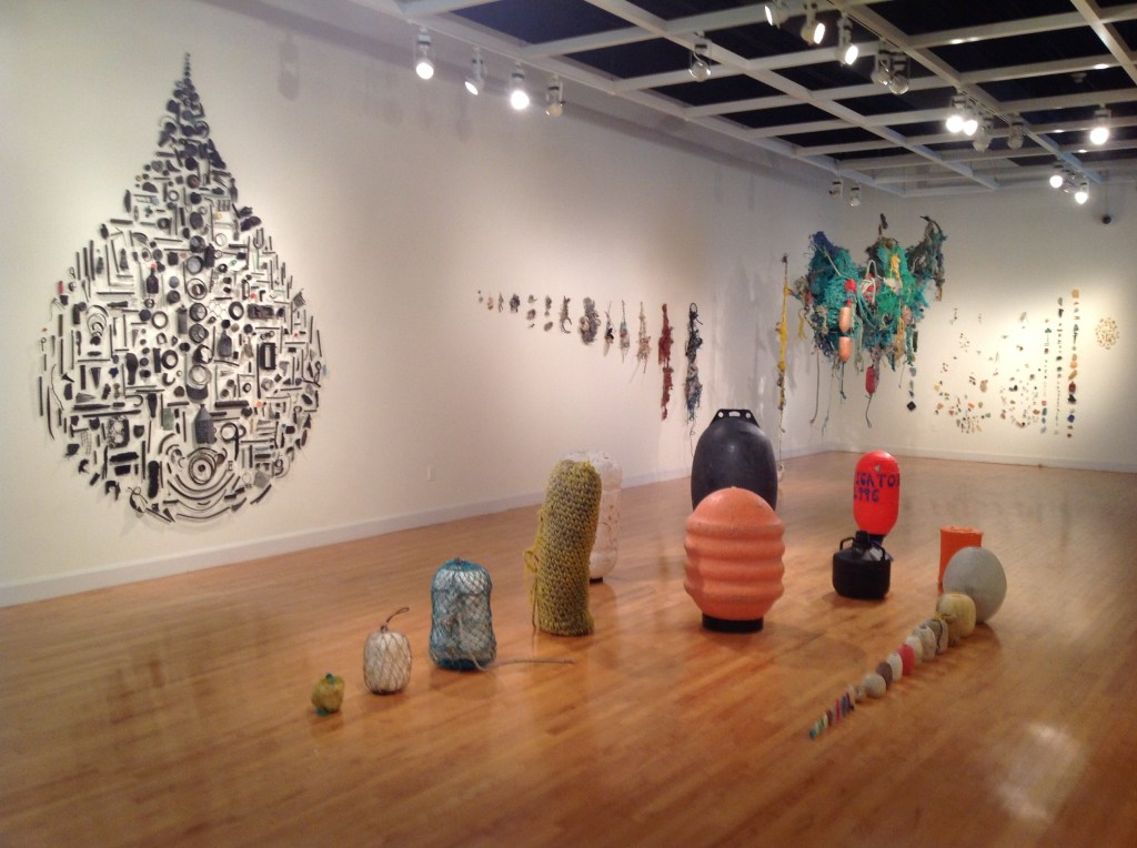 Hudgens Prize Solo Exhibition~ What Once Was Lost Must Now Be Found:  Chronicling Crimes Against Nature