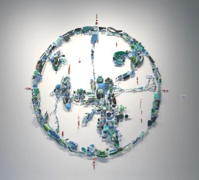 One World Ocean ( Anthropocene hyperobject), 2017