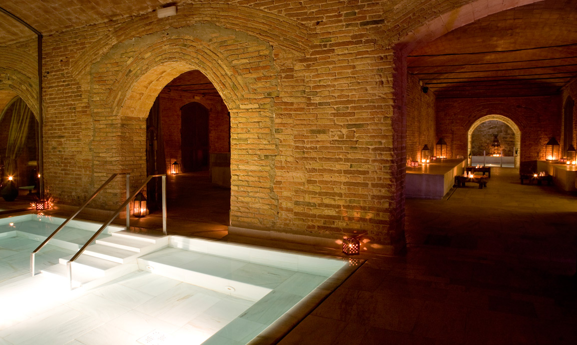 Baños Termales Barcelona Aire De Barcelona Spa And Arab Baths Experience Driftwood Journals