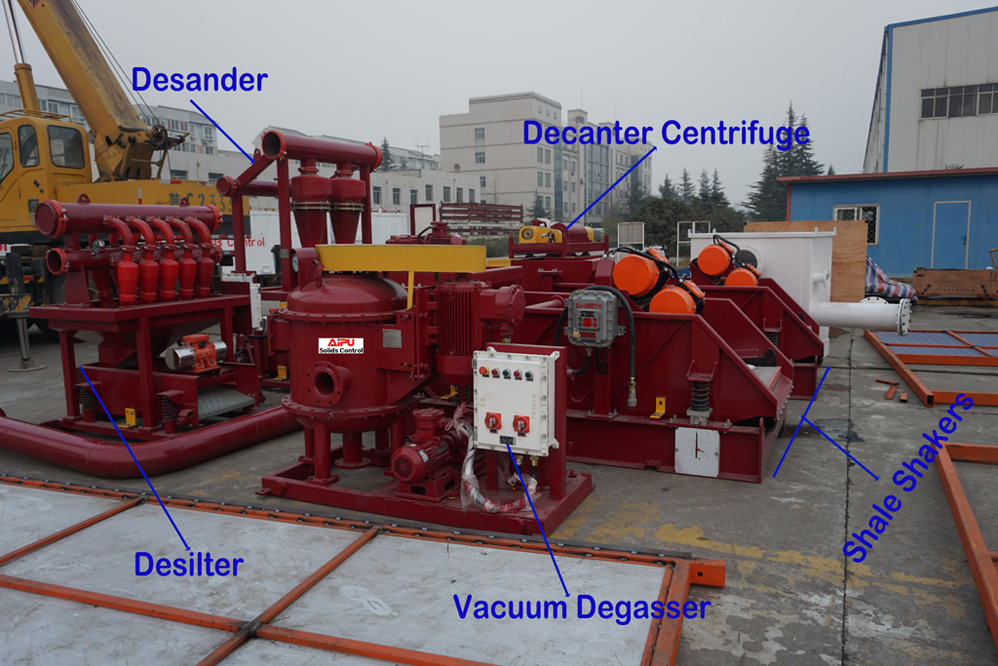 How Solids Control Equipment Works