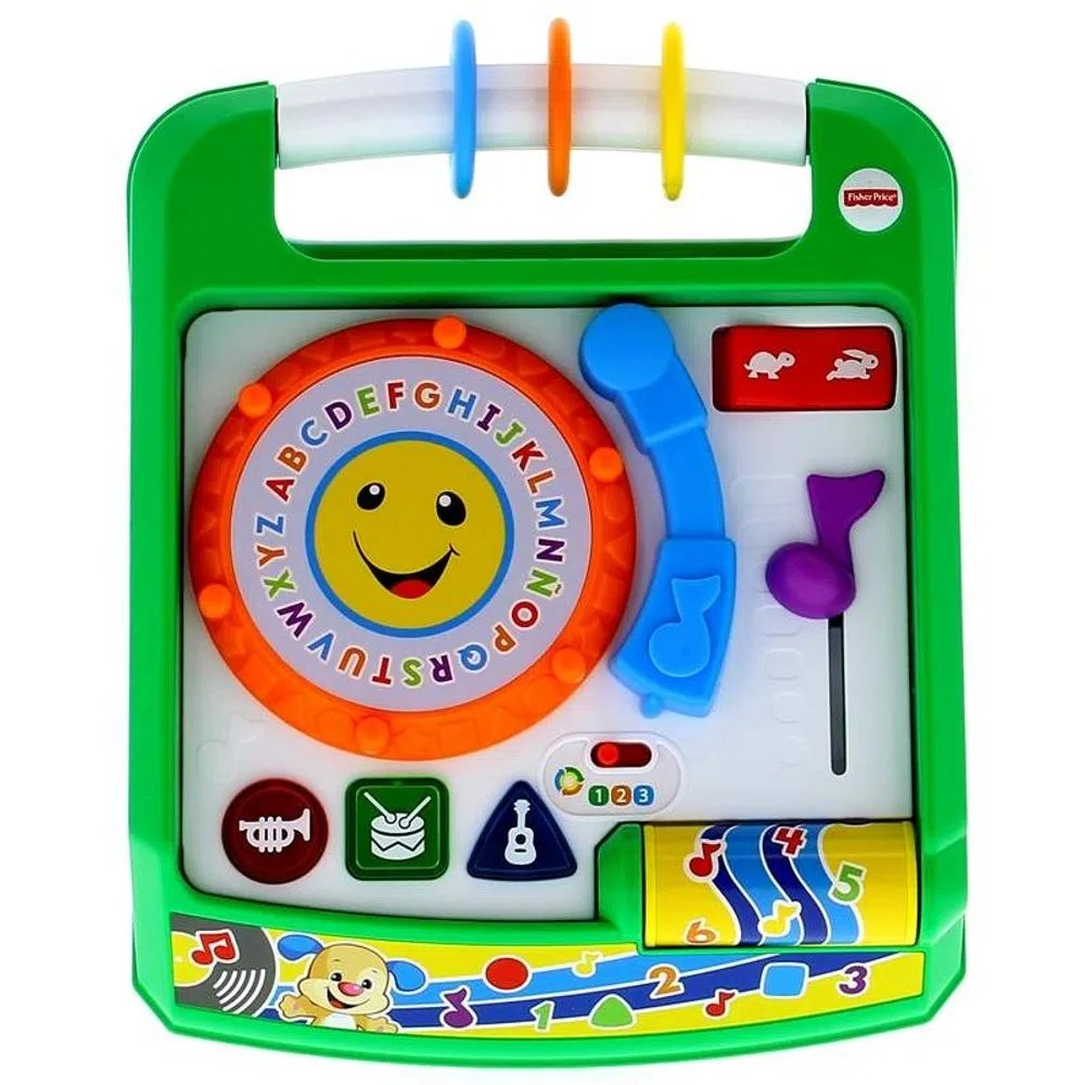 Silla Aprendizaje Fisher Price Fisher Price Dj Aprendizaje Musical
