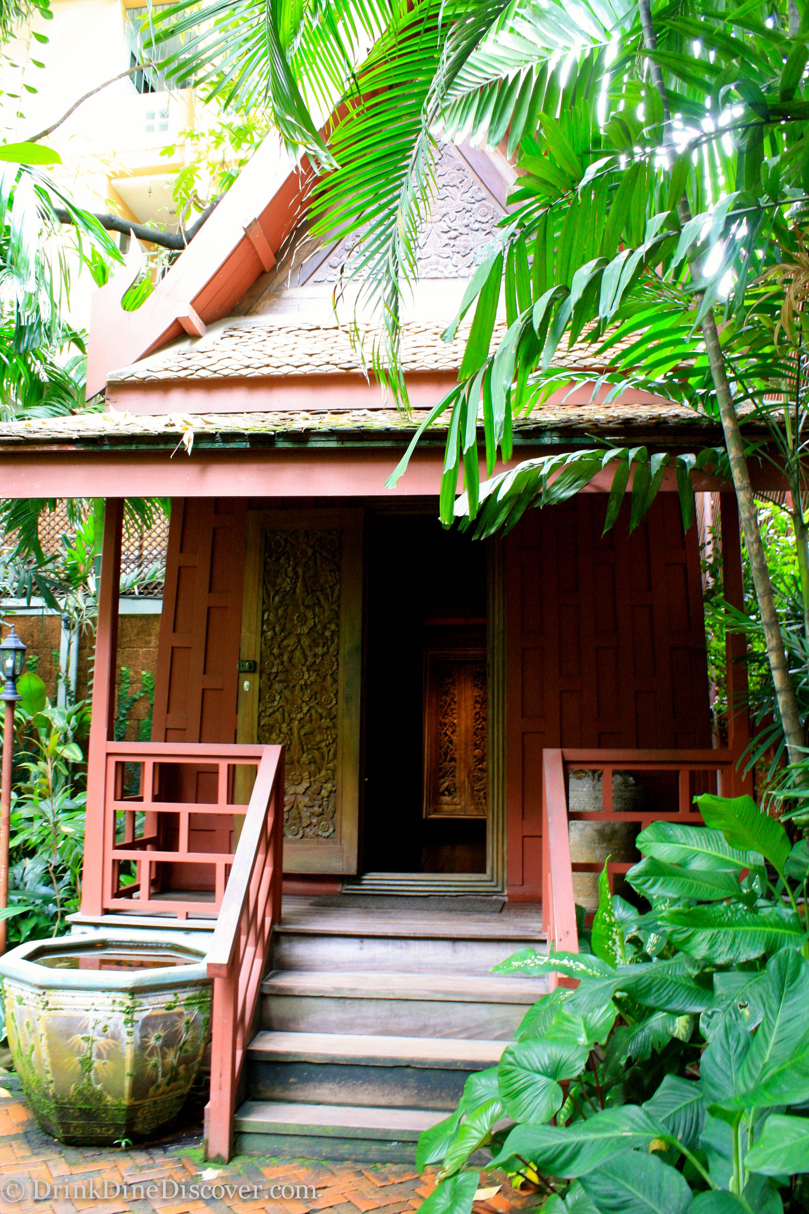 Container Haus Thailand Jim Thompson House Nicole Guess Drink Dine Discover