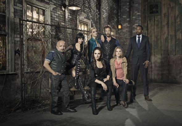Season Three Cast Photo