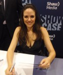 Anna Silk at Fan Expo 2013