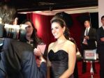 Anna Silk at the Canadian Screen Awards 2014 (Source: The Mind Reels)
