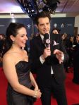 Anna Silk at the Canadian Screen Awards 2014 (Source: ET Canada)