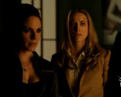 Bo and Lauren in Dark Horse