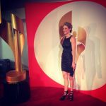 Zoie Palmer at the Canadian Screen Awards 2014 (Source: Canadian Screen Awards)