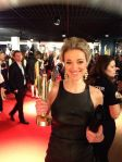 Zoie Palmer at Canadian Screen Awards 2014 (Source: Canadian Screen Awards)