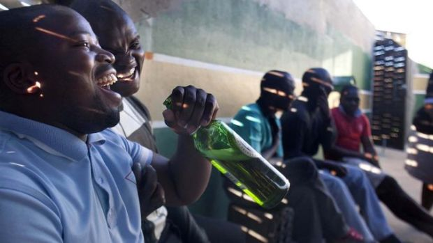 10 Biggest Alcohol Drinking Countries In Africa photo