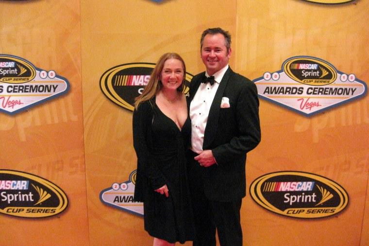 NASCAR Champions Banquet - 3 Amigos Tequila 078