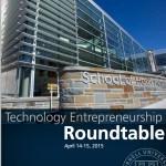 Tech Entrepreneurship Roundtable Prgm image