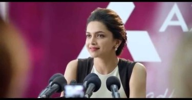 Axis Bank - Deepika Padukone