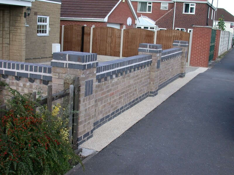 Concrete Wall Finish Options Decorative Brickwork And Walling