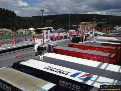 24H SPA-Francochamps 2012 – Drive Differently – Sport, luxury and original cars – Lotus Elise ...