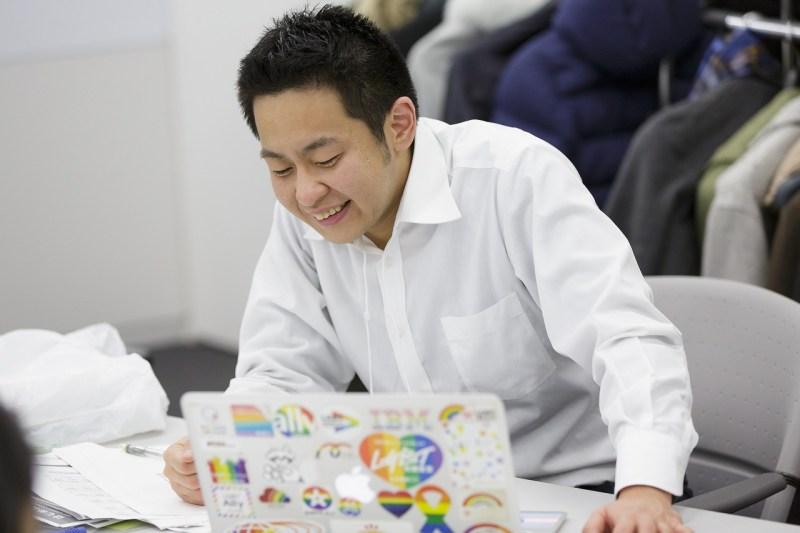 ReBitの薬師さんは学生団体から事業体へと進化させるべく社会起業塾にやってきた