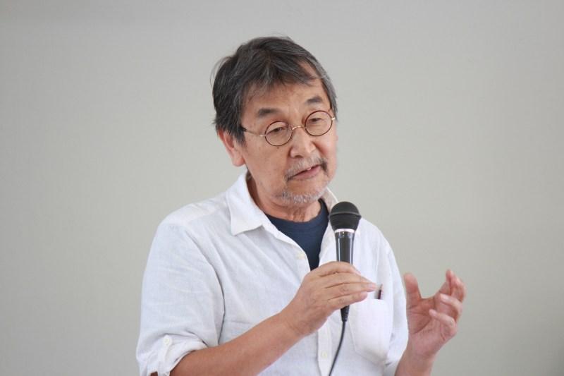 高垣忠一郎先生(立命館大学名誉教授)