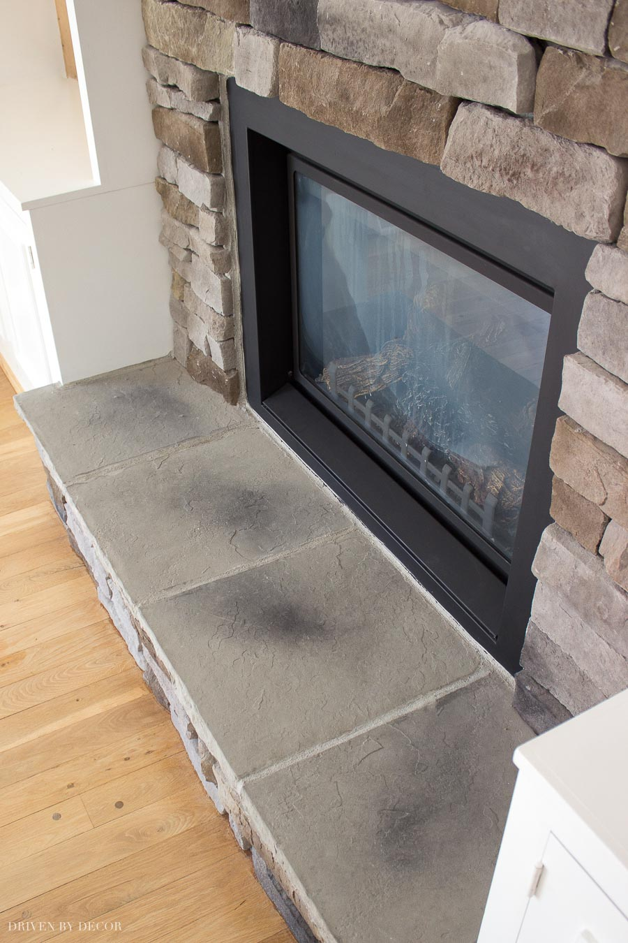 Gas Fireplace Facing Designing A Stone Fireplace Tips For Getting It Right Driven