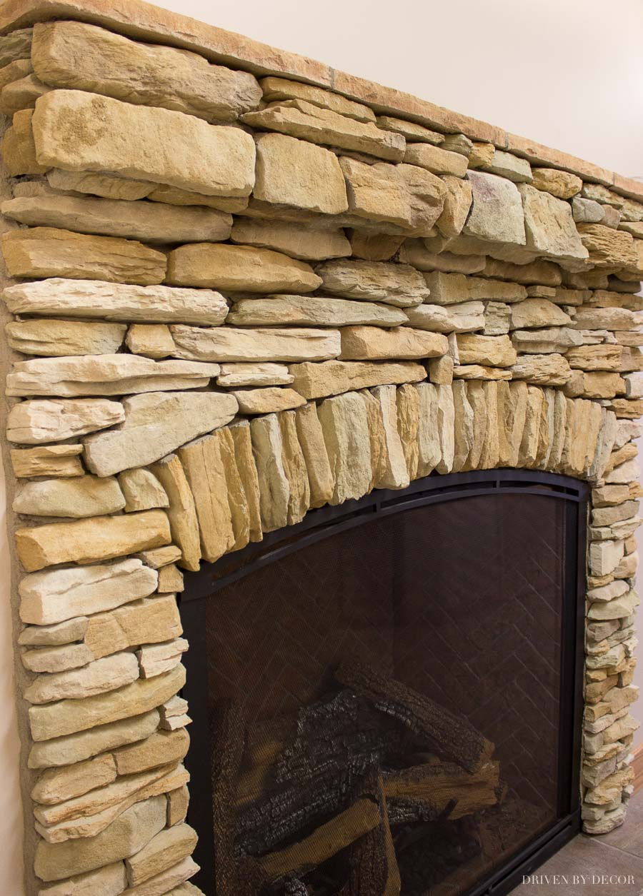 Fireplace Stone Designing A Stone Fireplace Tips For Getting It Right Driven