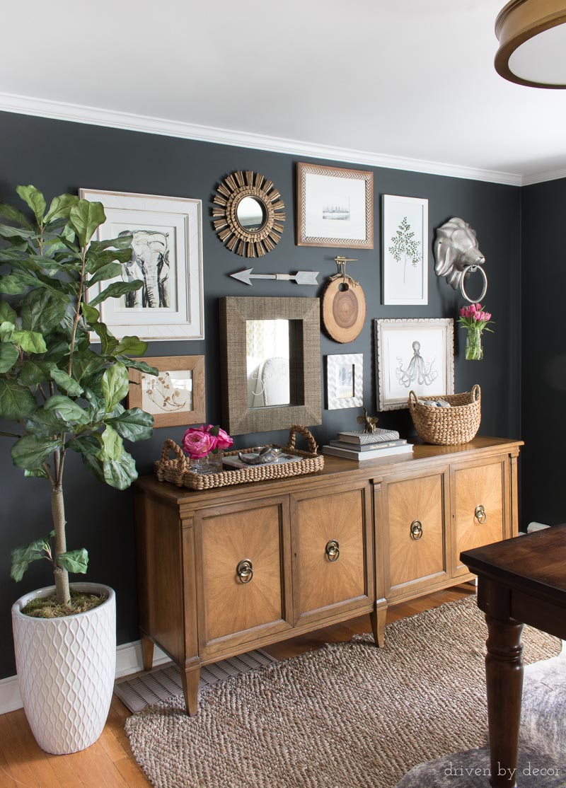 Best Benjamin Moore Gray Colors My Home S Paint Colors Room By Room Driven By Decor