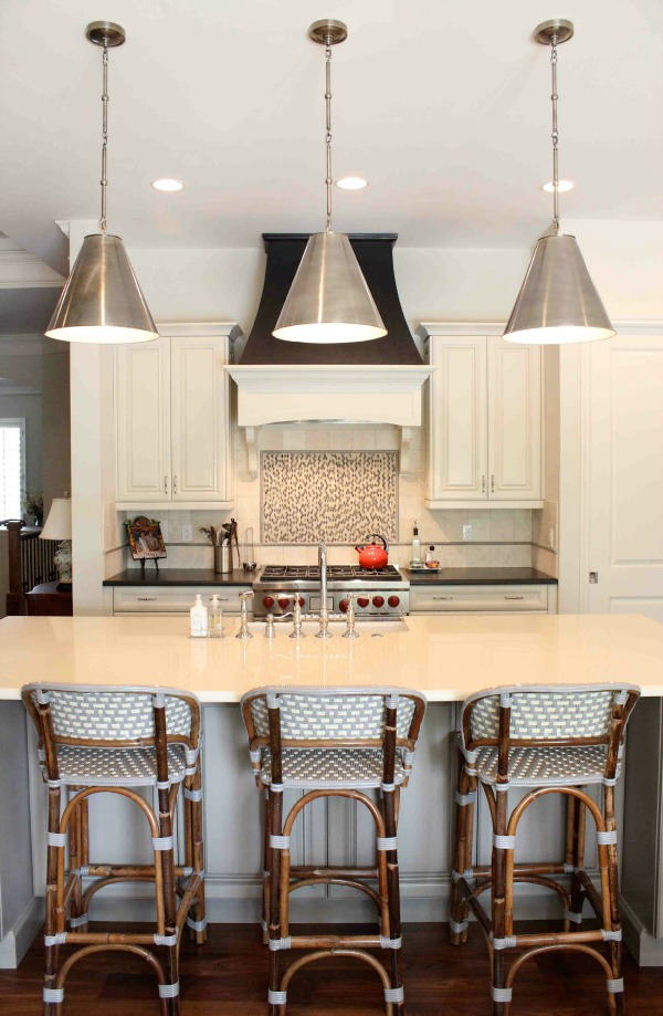 Kitchen Interior Design Online Cone Pendants: New Lighting For Our Kitchen! | Driven By Decor