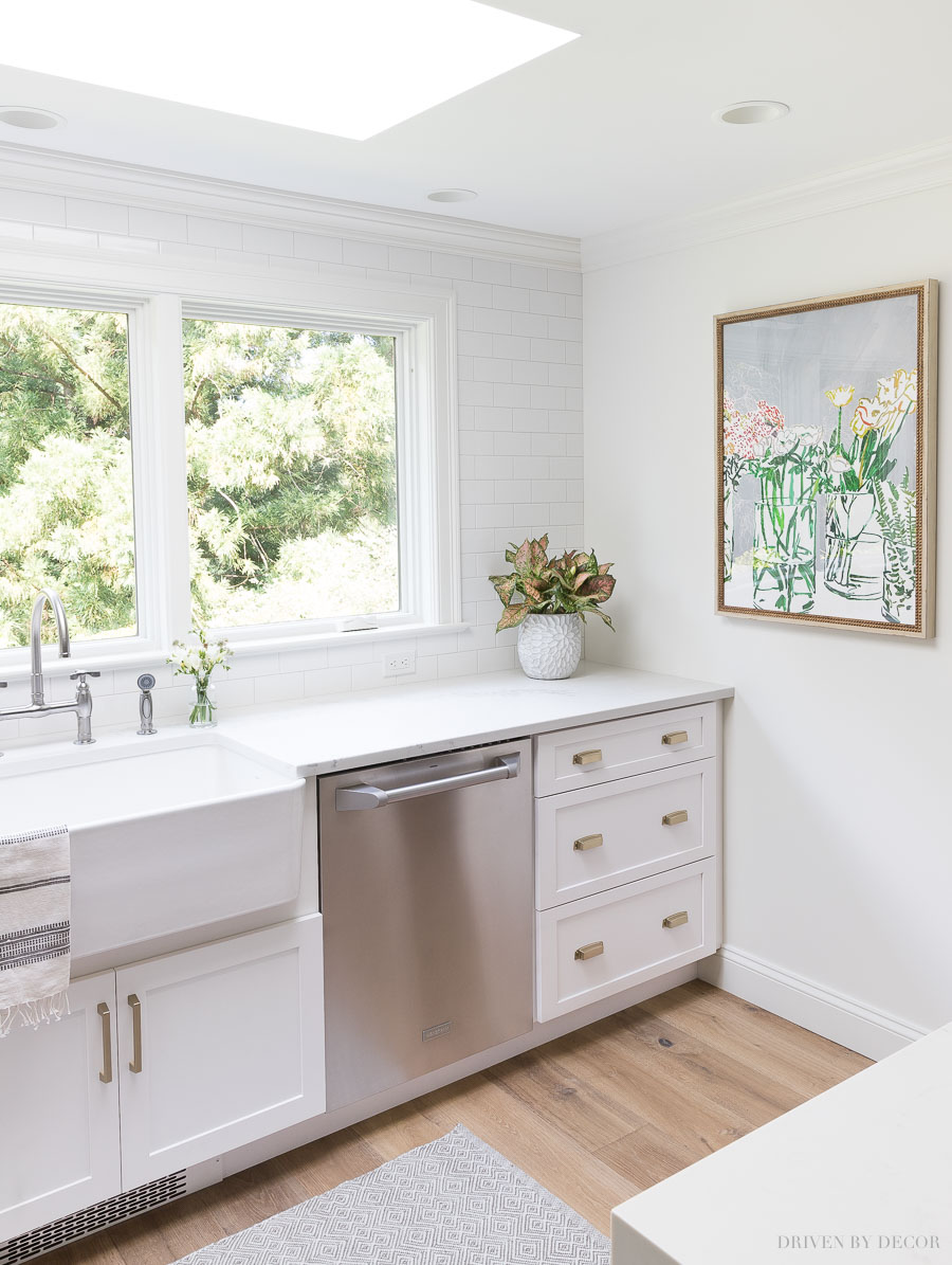 My Kitchen Remodel Reveal Driven By Decor