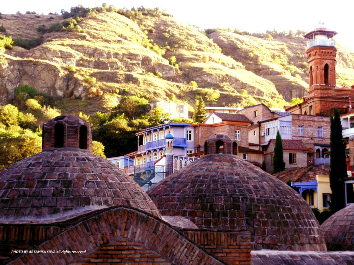 Sulfur Baths: a unique experience in Tbilisi