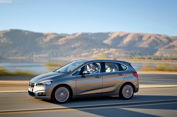 BMW expects 75% of its 2 Series Active Tourer buyers to be new to the brand