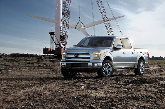 Ford reveals the specs for the new 2015 F-150