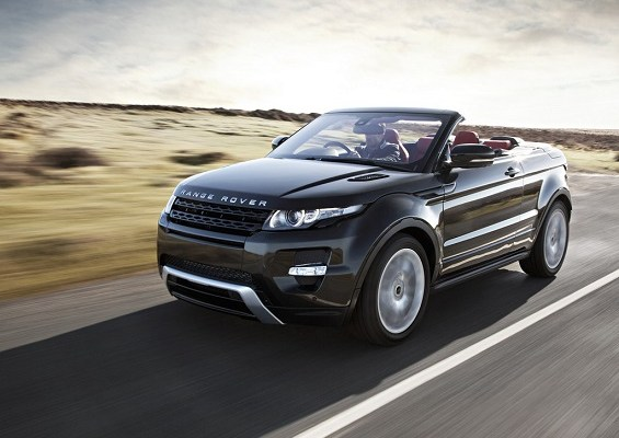 Over 40,000 Land Rovers are being recalled due to an airbag issue