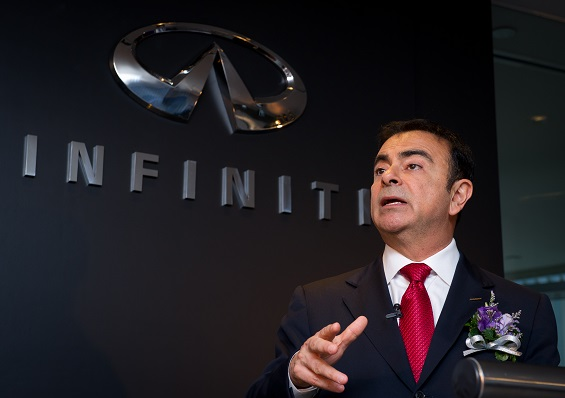 Infiniti wants to expand its lineup by 60% by 2020