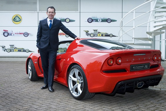 New Lotus CEO is making changes, and many fans aren't happy
