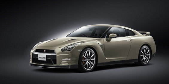 Nissan reveals the GT-R 45th Anniversary edition