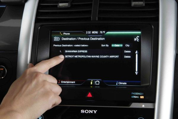 Ford is killing off the universally hated MyFord Touch system