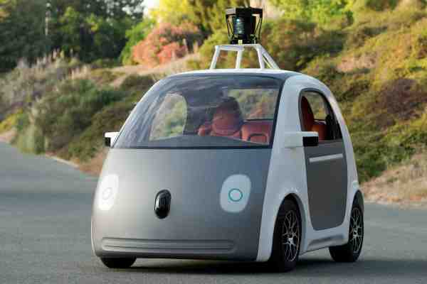 Google has developed its first fully functional autonomous vehicle