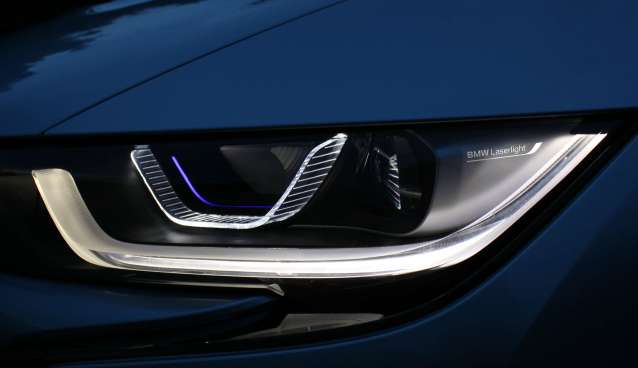 BMW to show off new laser lights and OLED tech at CES 2015