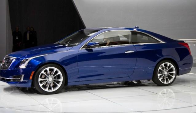 Cadillac ATS V-Coupe