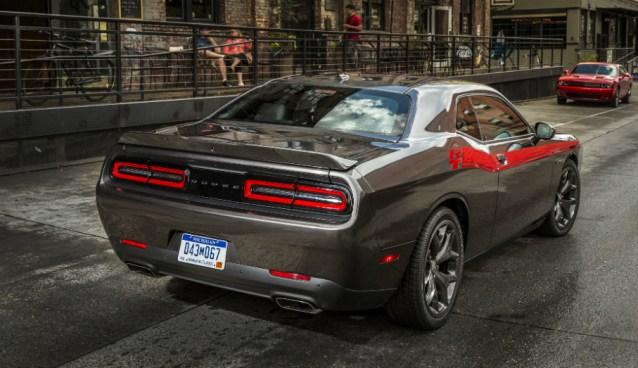 2015 Dodge Challenger Rt Plus