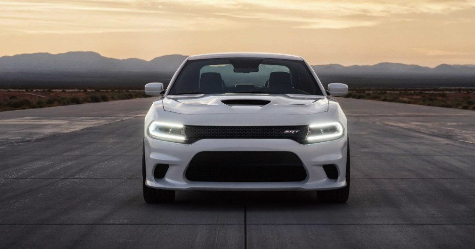 12.18.15 - 2016 Dodge Charger SRT Hellcat