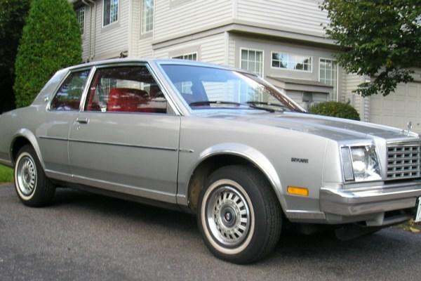 12.21.15 - 1991 Buick Skylark