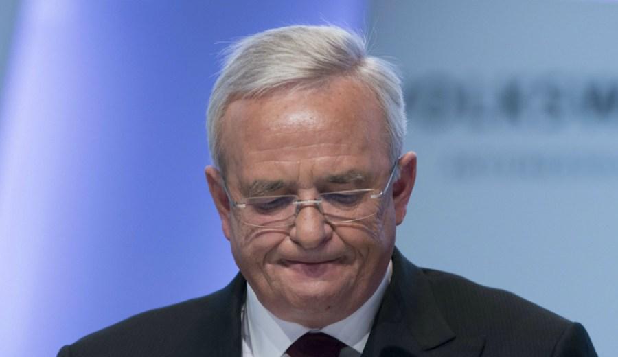 05.13.16 - Volkswagen CEO Martin Winterkorn