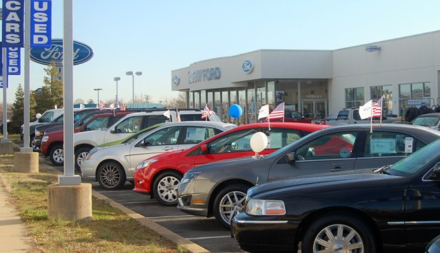 05.17.16 - Used Car Lot