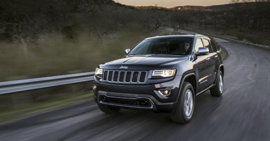 05.25.16 - 2015 Jeep Grand Cherokee